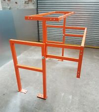Mezzanine Floor Pallet gate compact ,model for small spaces
