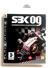 SBK 09 Superbike World Championship PAL/SPA PSP Nuevo Precintado Sealed New