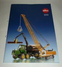 Siku 2010 Catalogue