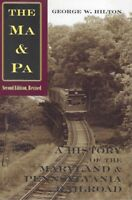 The MA & PA, A History of the MARYLAND & PENNSYLVANIA Railroad -- (NEW BOOK)