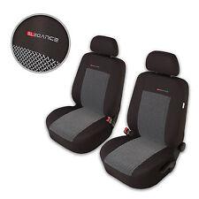 Sitzbezüge Sitzbezug Schonbezüge für Suzuki Vitara Schwarz Modern MC-1 Set