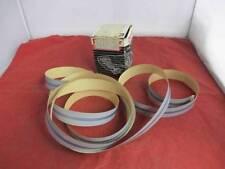 Silver Front Fascia Tape Stripe Fits 1984 84 Shelby Models NOS MOPAR T870BA1