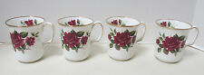 Golden Crown E&R ENA HARKNESS Rose Queen Series China Coffee Cup Bone China