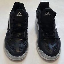 Adidas Sz 12.5 Mens AdiZero Crazy Light Volley Pro Black/Gray Q33952 CLU 600001