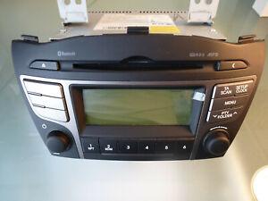 HYUNDAI Original Autoradio CD  Bluetooth, MP3       ix35