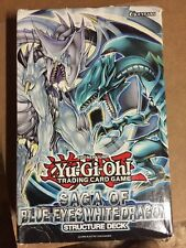 Yu-Gi-Oh! Saga Of Blue-eyes White Dragon Starter Deck For Trading Card Game TCG