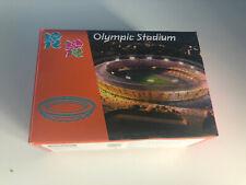 2012 London Olympics Hornby Model Of Olympic Stadium Boxed (E1  07 )RL