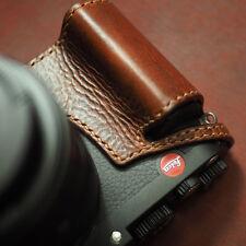 Leica X typ 113, X vario (with Leica hand grip) case - Arte di mano -