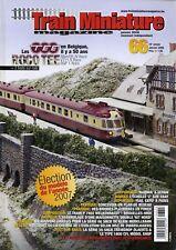 Train Miniature Magazine - N° 66