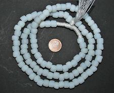 Playa old Venetian Murano antipue Opal White trade Beads