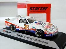 Starter T133 1/43 Chevrolet Corvette Spirit of Le Mans 1976 Handmade Resin Model