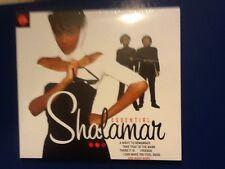 SHALAMAR.       2 CDs.     THE. ESSENTIAL.