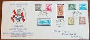 India – ICC Force – Set on FDC – Super Field Post Cancel – (BxBk1)