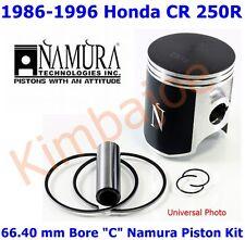 "1986-1996 Honda CR 250R Namura 66.40 mm Bore ""C"" Piston # NX-10026-C"