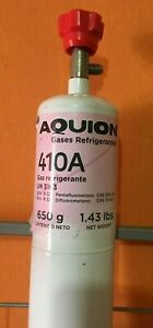 410 A  REFRIGERANT 1.43 lbs  ( 22.88) oz     CAN  INTEGRATED FEED VALVE
