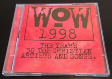 WOW Hits 1998 - 2 CD Set -  30 of the Year's Top Christian Artists and Songs