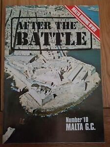 After The Battle No.10 Malta G.C.