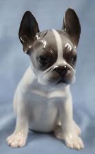 französischer Bulldogge harth hundefigur  rosenthal figur dogge 1933