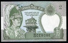 NEPAL  2  rupees