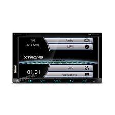 "AUTORADIO 6,95"" universale 2 Din Navigatore Gps Dvd Mp3 Usb Sd Bluetooth NISSAN"