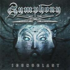 Iconoclast SYMPHONY X CD ( FREE SHIPPING)