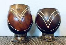 Handmade Yerba Mate Gourd