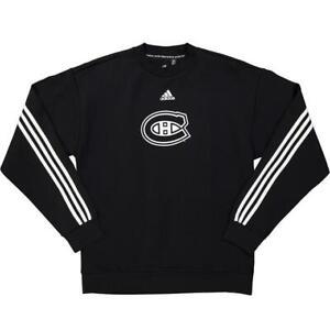 adidas - Men's Montreal Canadiens 3S Crew