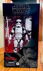 Star Wars Black Series First Order Stormtrooper w/ Riot Baton (97) - New in Box