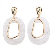 Acrylic Geometric Drop Dangle Earrings Women Statement Big Earrings Jewelry GiBB