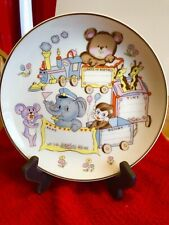 Babys Birthday Plate