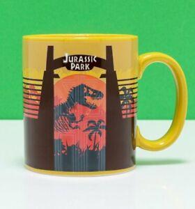 Official Jurassic Park Heat Change Mug
