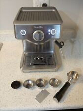 Breville Duo Temp Pro (BES810BSS) Espresso Machine Stainless Steel Slightly Used