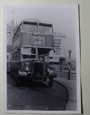 ENG1924 - 1960s BRIGHTON HOVE & DISTRICT OMNIBUS Co - BUS No2497 PHOTO