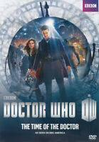 Doctor Who - The Time Of Doctor New DVD