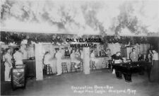 1930's Grandview Lodge Barre Piscine Billiards-Pinball-Slot Machine Brainard Mn
