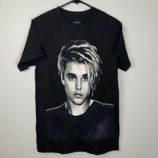 Team Bieber Justin Bieber Tour Concert Tee Shirt NEW Size Small
