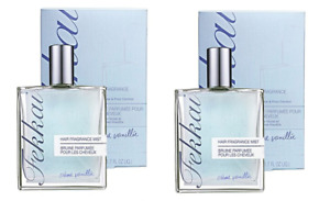 2 Frederic Fekkai Hair Fragrance Mist Creme Vanille Women's 1.7fl oz NEW Vanilla