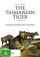 The Tasmanian Tiger (DVD, 2016)