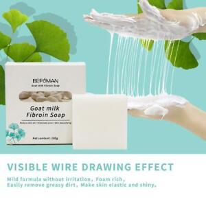 Silk Protein Skin Repair Soaps Silk Essence Soap Oil Control Bathing Handmade