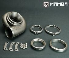 MAMBA V-Band In & Out .86 Turbine Housing Garrett GT30R GT3076R Ball Bearing