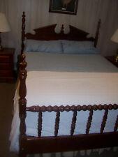 bedroom set-queen 7 piece with Box & Mattress