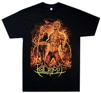 Psycroptic Burning Man Shirt S-XXL Official Tshirt Death Metal Band T-Shirt