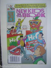 1991 Harvey Rock Comics - New Kids on the Block special issue #1
