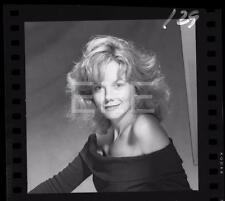 Linda Purl Harry Langdon Negative w/rights 550B