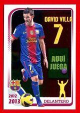 FC BARCELONA 2012-2013 Panini - Figurina-Sticker n. 151 - DAVID VILLA -New