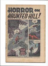 ADVENTURES INTO WEIRD WORLDS #14  [1952 PR]  ATLAS COMICS  COVER-LESS COPY!