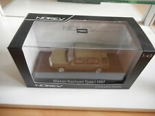 Norev Nissan Rasheen Type I 1997 in Green on 1:43 in Box