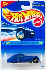 Hot Wheels No. 295 Pearl Driver Series #1 Talbot Lago With 7 Spokes New 1995