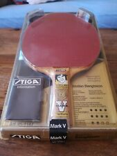 Stiga Stellan Bengtsson Table Tennis Bat, Blade Unused