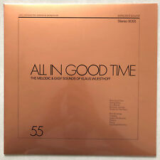 LP Selected Sound 55 - All in good time - Klaus Wuesthoff